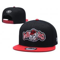 NCAA College Snapback Cap 009