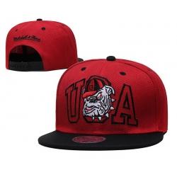 NCAA College Snapback Cap 015