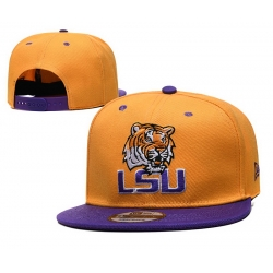 NCAA College Snapback Cap 018