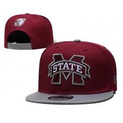 NCAA College Snapback Cap 022