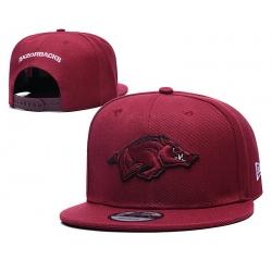 NCAA College Snapback Cap 023