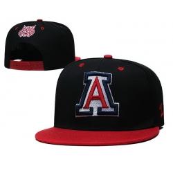 NCAA College Snapback Cap 026