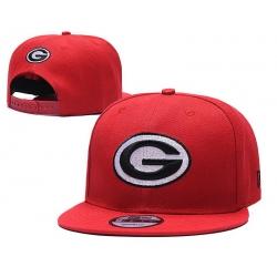 NCAA College Snapback Cap 027