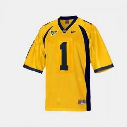 California Golden Bears Desean Jackson College Football Gold Jersey