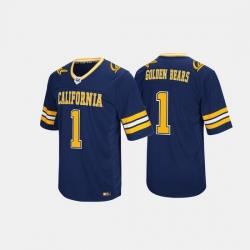 California Golden Bears Hail Mary Ii Navy Jersey