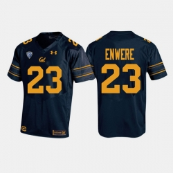 California Golden Bears Vic Enwere College Football Navy Jersey