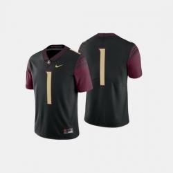 Florida State Seminoles College Football Black Jersey