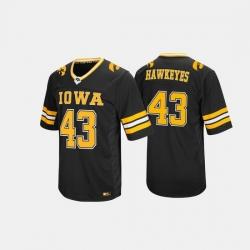 Iowa Hawkeyes Hail Mary Ii Black Jersey