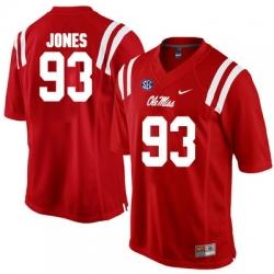 Ole Miss Rebels D.J. Jones 93.jpg