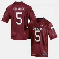 Men South Carolina Gamecocks Stephon Gilmore College Football Cardinal Jersey