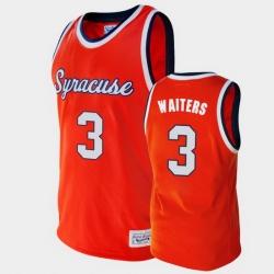 Men Syracuse Orange Dion Waiters Alumni Orange College Basketball Jersey