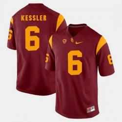 Men Usc Trojans Cody Kessler Pac 12 Game Red Jersey