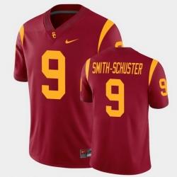 Men Usc Trojans Juju Smith Schuster College Football Cardinal Alumni Player Game Jersey
