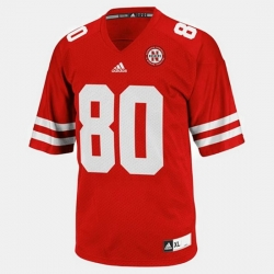Men Nebraska Cornhuskers Kenny Bell College Football Red Jersey