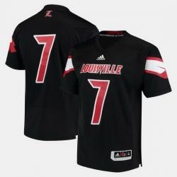 Louisville Cardinals 2017 Special Games Black Jersey
