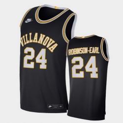 Men Villanova Wildcats Jeremiah Robinson Earl Retro Limited Navy Elite Jersey