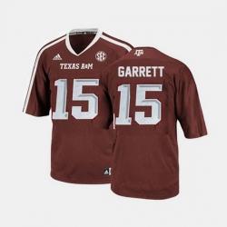 Men Texas A M Aggies Myles Garrett College Football Red Jersey