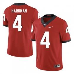 2017 Mecole Hardman 4 Red Jersey.jpg