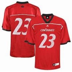 NCAA Bearcat Football Jersey 112