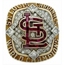 MLB St. Louis Cardinals 2006 Championship Ring
