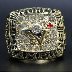 MLB Toronto Blue Jays 1992 Championship Ring