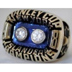 NHL New York Islanders 1981 Championship Ring