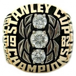 NHL New York Islanders 1982 Championship Ring