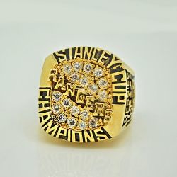 NHL New York Rangers 1994 Championship Ring