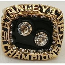 NHL Pittsburgh Penguins 1992 Championship Ring