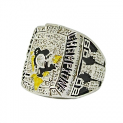 NHL Pittsburgh Penguins 2009 Championship Ring