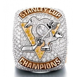 NHL Pittsburgh Penguins 2017 Championship Ring