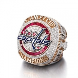 NHL Washington Capitals 2018 Championship Ring