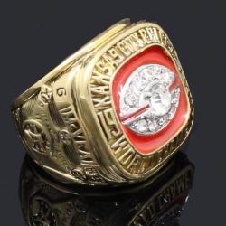 NFL Kansas City Chiefs 1969 Championship Ring