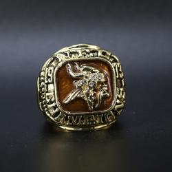 NFL Minnesota Vikings 1973 Championship Ring