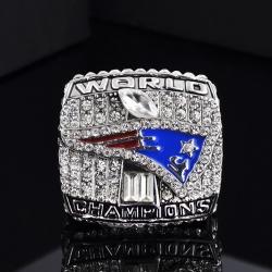NFL New England Patriots 2001 Championship Ring