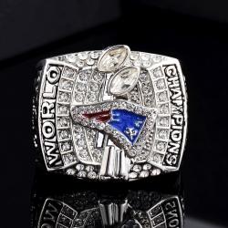 NFL New England Patriots 2003 Championship Ring