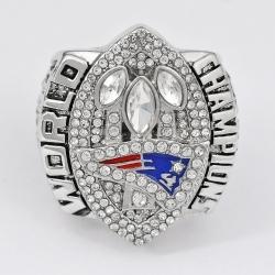 NFL New England Patriots 2004 Championship Ring