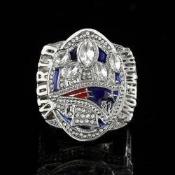 NFL New England Patriots 2017 Championship Ring 1