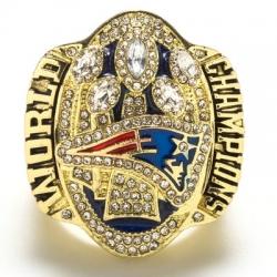 NFL New England Patriots 2017 Championship Ring