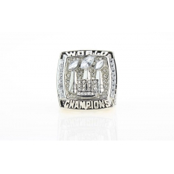 NFL New York Giants 2007 Championship Ring