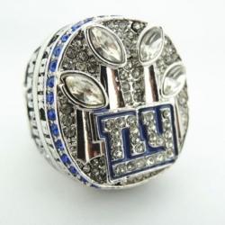 NFL New York Giants 2011 Championship Ring