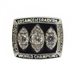 NFL Oakland Raiders 1983 Championship Ring
