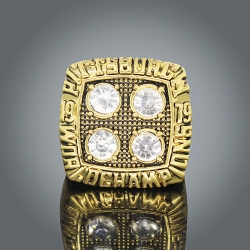 NFL Pittsburgh Steelers 1979 Championship Ring