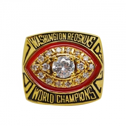 NFL Washington Redskins 1982 Championship Ring
