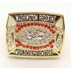 NFL Washington Redskins 1987 Championship Ring