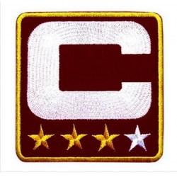 Stitched NFL Redskins Jersey C Patch