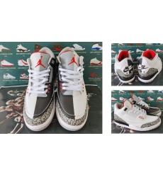 Air Jordan 4 Retro 2020 White Mix Black Men Shoes