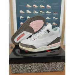 Air Jordan 3 Men Shoes 007