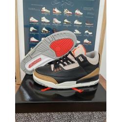 Air Jordan 3 Men Shoes 008