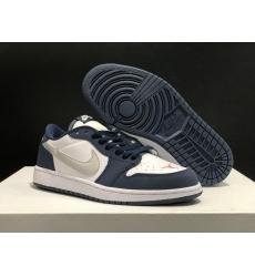 Air Jordan 1 Low Shoes Women 020
